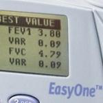 Espirómetro EasyOne Line