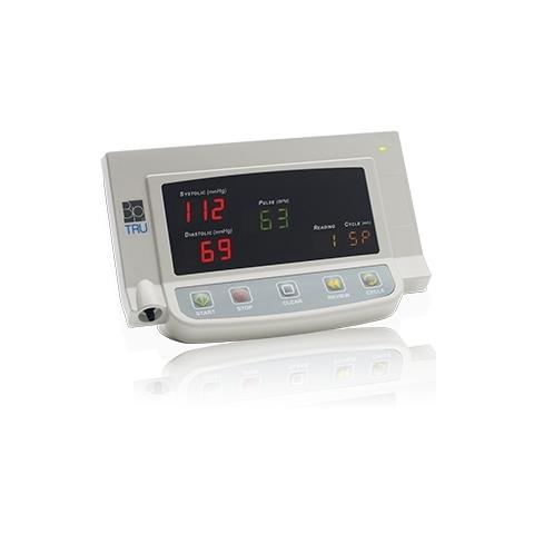 Monitor NIBP BpTRU para la medida confiable de la presión arterial