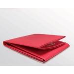 Paño de Campo color rojo