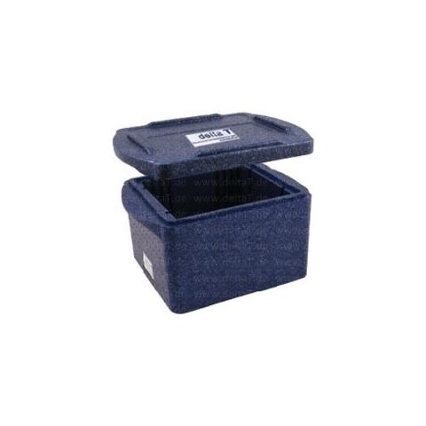 Etiqueta customizada del cliente para cajas BlueLine