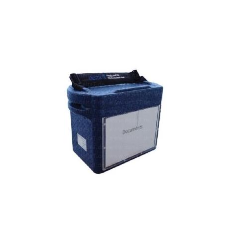 Compartimento de documentos para cajas de transporte BlueLine (excepto 5L)