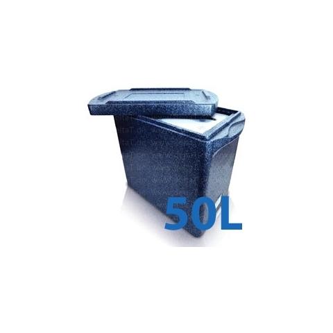 Caja de transporte de bolsas de sangre - modelo BlueLine 50 Litros