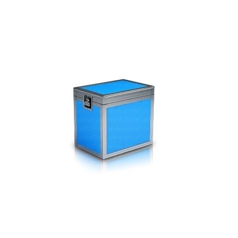 Caja con aislamiento por vacío, PharmaCase 16 Litros