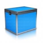 Caja con aislamiento por vacío, PharmaCase 75 Litros