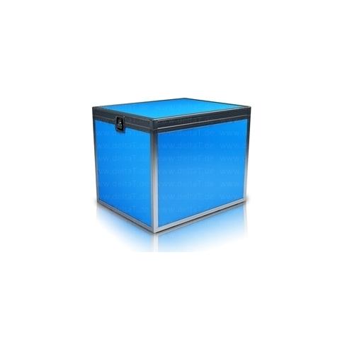 Caja con aislamiento por vacío, PharmaCase 170 Litros