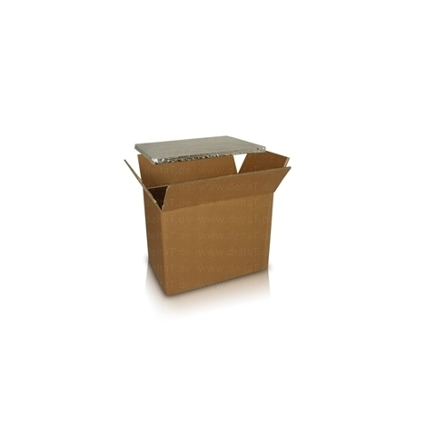 Caja con aislamiento por vacío, descartable 90 Litros