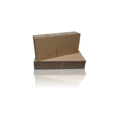 Embalaje de cartón para cajas de Styropor™ MonoTriple