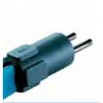 Pinza bipolar Adson longitud 120mm conexión doble pin