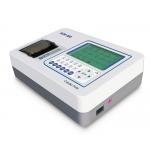 Electrocardiógrafo de 3 canales BCM-300 con pantalla LCD