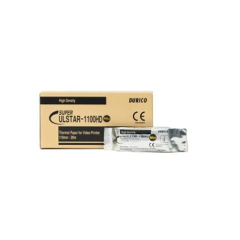 Papel térmico para videoimpresora compatible Mitsubishi K65HM, KP65HM