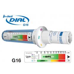 In-Check DIAL G16 selección y entrenamiento de inhaladores