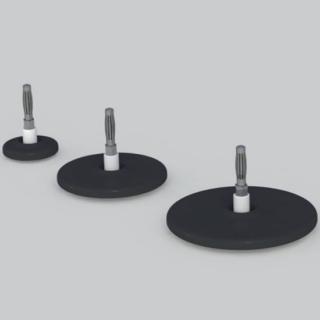 Set cabezales capacitivos (1x.24-1x.48-1x.62) para Physioled Therma