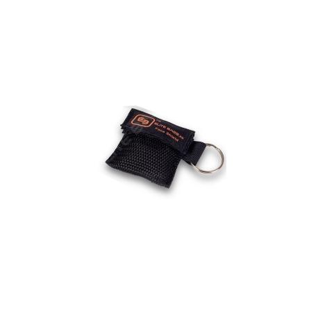 MASK'S, bolsa plástico para reanimación CPR. Color negro.