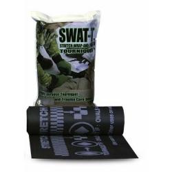 TORNIQUETE de rescate SWAT-T. Color negro.