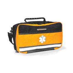 Bolsa de rescate vacia-Paramedic