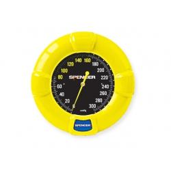 Viso Bumper - Esfigmomanómetro aneroide Grande Cuadrante. Amarillo
