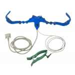 Faja ECG para adquisición de 12 derivaciones estándar de electrocardiografía