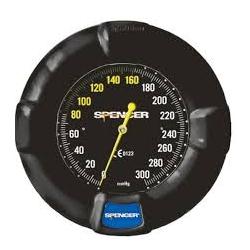Viso Bumper - Esfigmomanómetro aneroide Grande Cuadrante. Negro