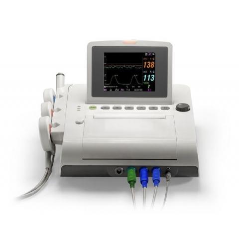 Monitor fetal portátil cadiotocógrafo F3 gemelar