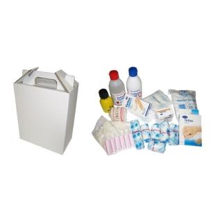 Material de reposició per a farmacioles