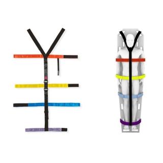 Cinturones para tableros espinales