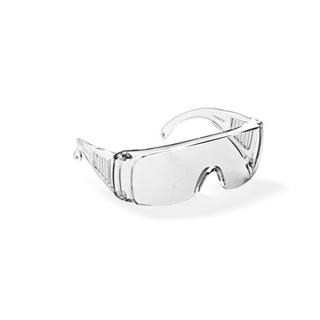 Viseras y lentes protectivos
