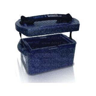 Cajas de transporte de bolsas sangre y otros termosensibles