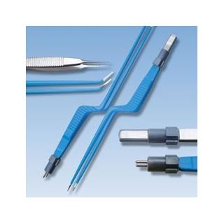 Pinzas bipolares para electrobisturís de alta frecuencia