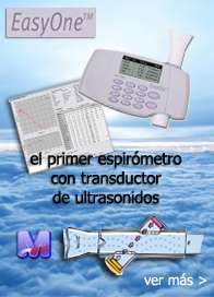 espirómetro EasyOne